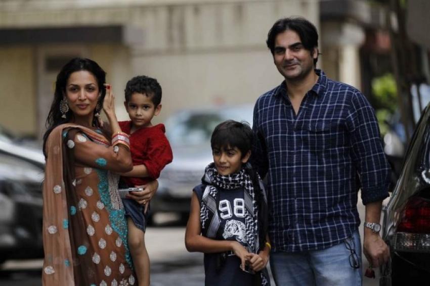 Salman Khan Celebrates Eid With Family Photos Filmibeat