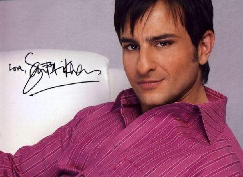 Autograph of Bollywood Stars Photos