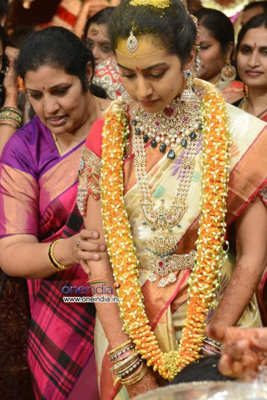 Balakrishna daughter marriage photos