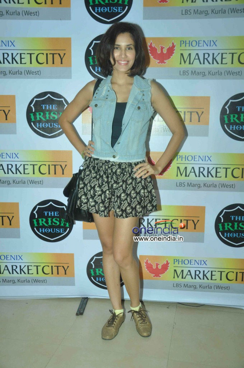 Celebrities attended an event at the Irish house Photos