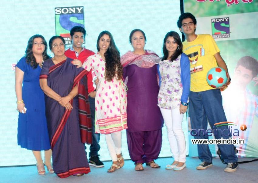 Sony Entertainment launches Kehta Hai Dil Jee Le Jara Photos