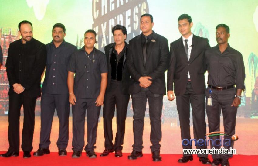 Chennai Express Success Party Photos
