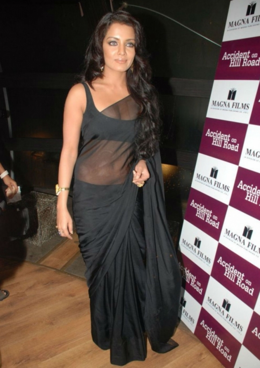 Bollywood Actresses Caught in Transparent Dresses Photos
