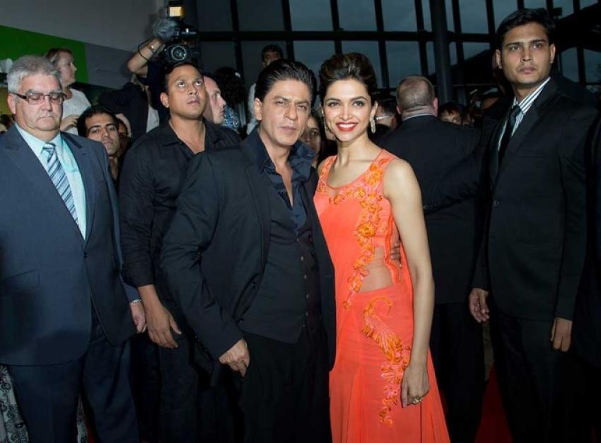 Chennai Express Premiere Show at UK Photos