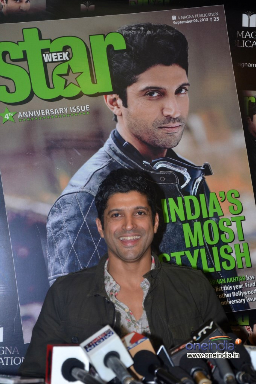 Unveiling of Star Week magazine September 2013 cover issue Photos
