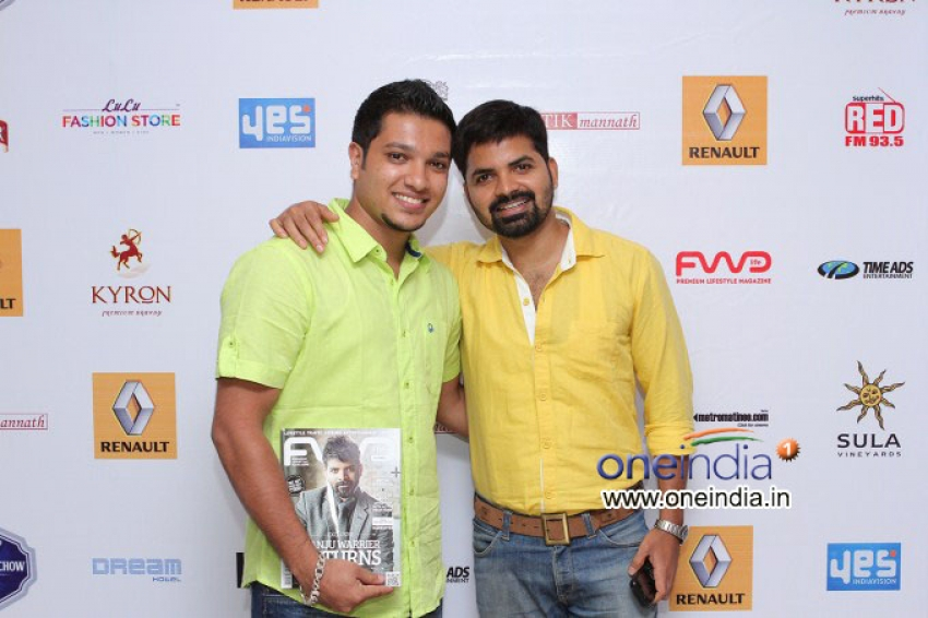 FWD Magazine August Issue Cover Launch Photos