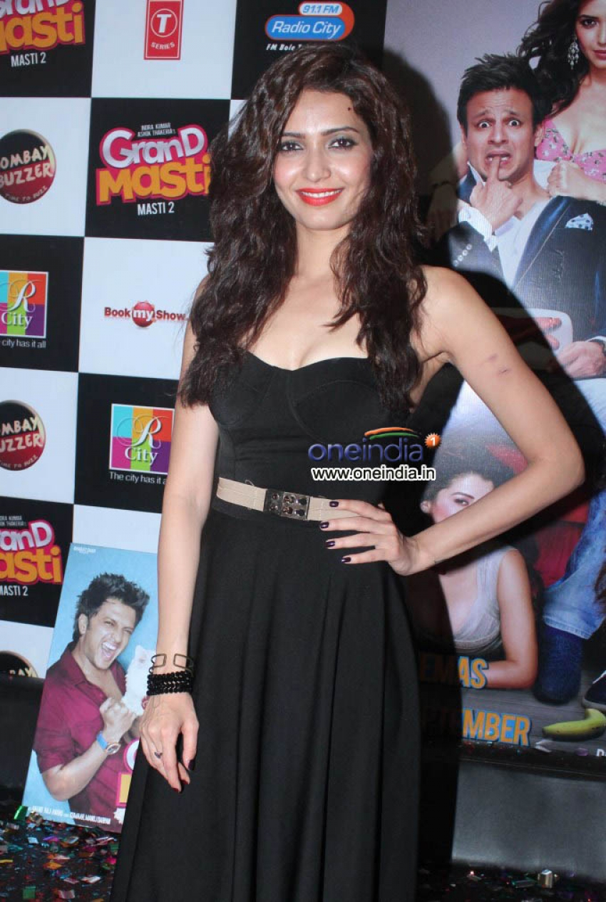 Grand Masti Audio Launch Photos