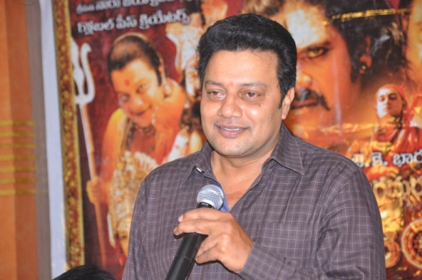 Jagadguru Adi Shankara Press Meet Photos