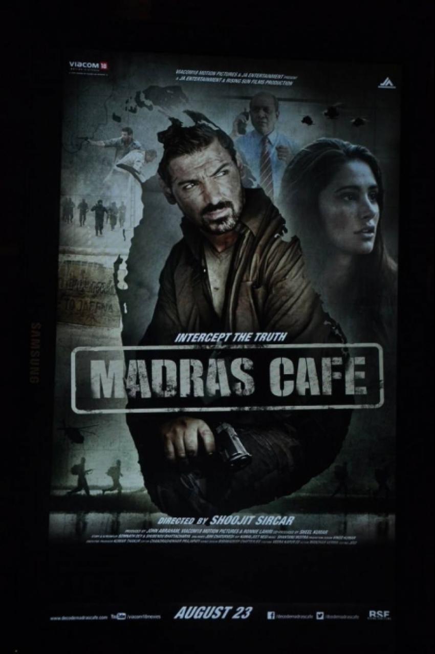 Madras Cafe film press meet Photos