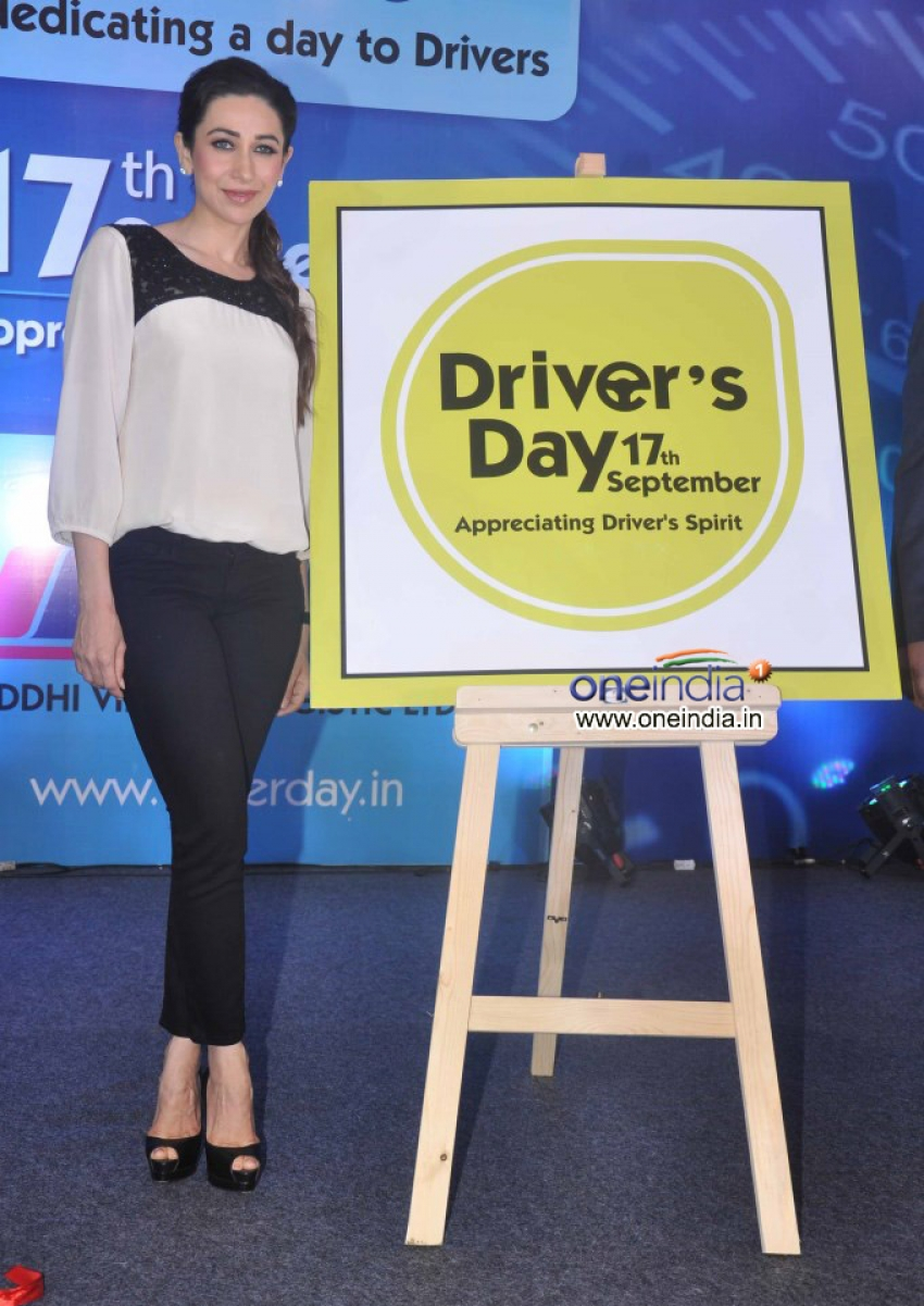 Launch of Driver's Day campaign Photos