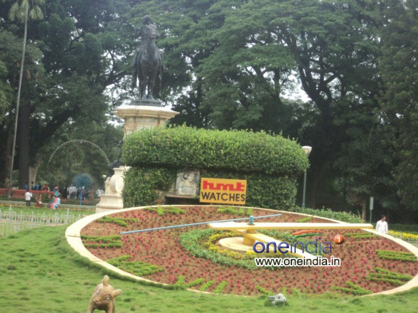Lalbagh Flower Show 2013 Photos