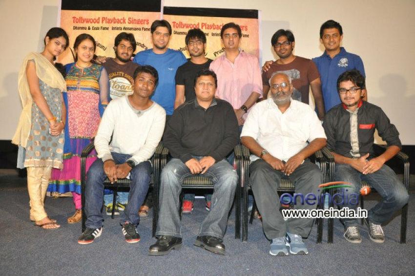 Magajaathi Audio Press Meet Photos