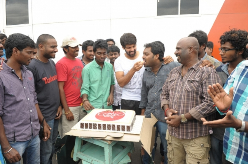 Raja Rani Film Wrap Up Party Photos