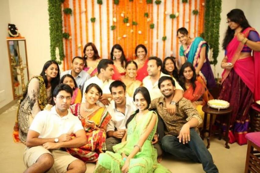 Ram Gopal Verma's daughter Revathi verma wedding Photos