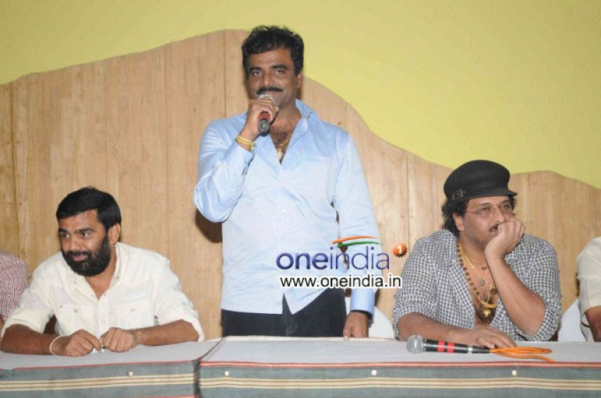 100 Years of Indian Cinema - Karnataka Film Chamber Press Meet Photos