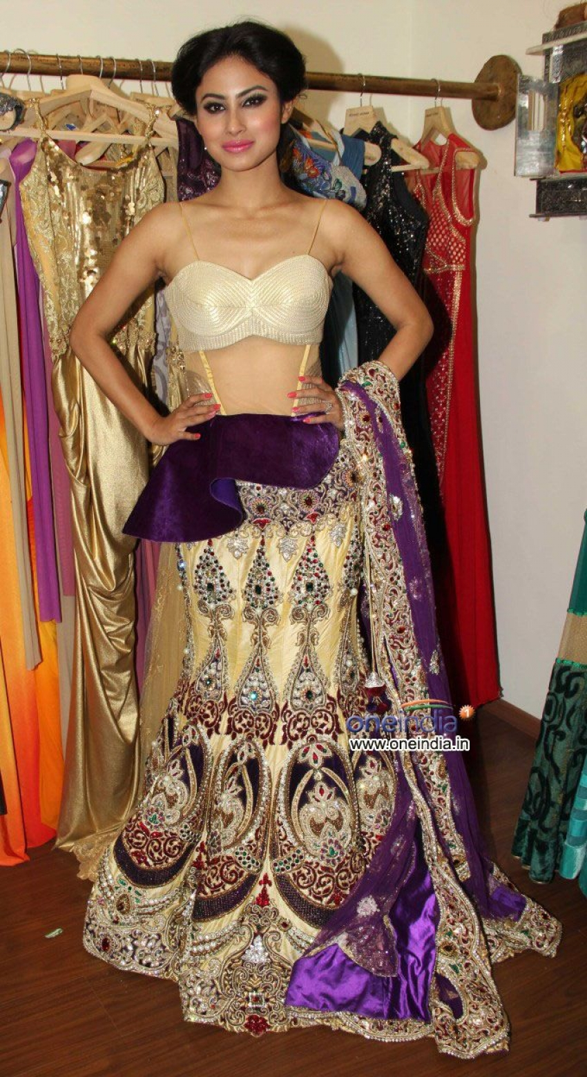 Rohit Verma launches his new festive collection Photos