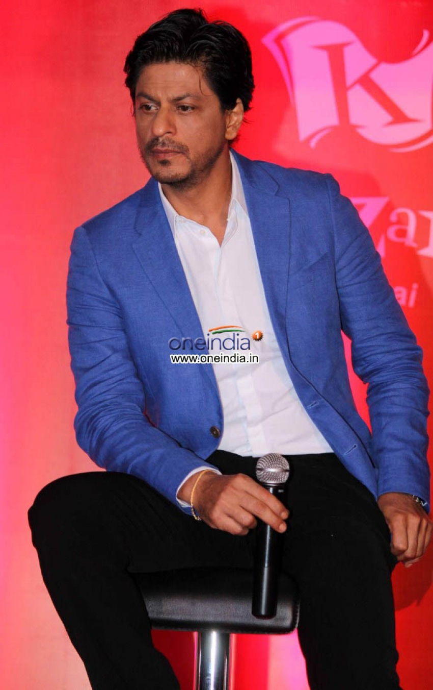 Shah Rukh Khan launches Kidzania in Mumbai Photos