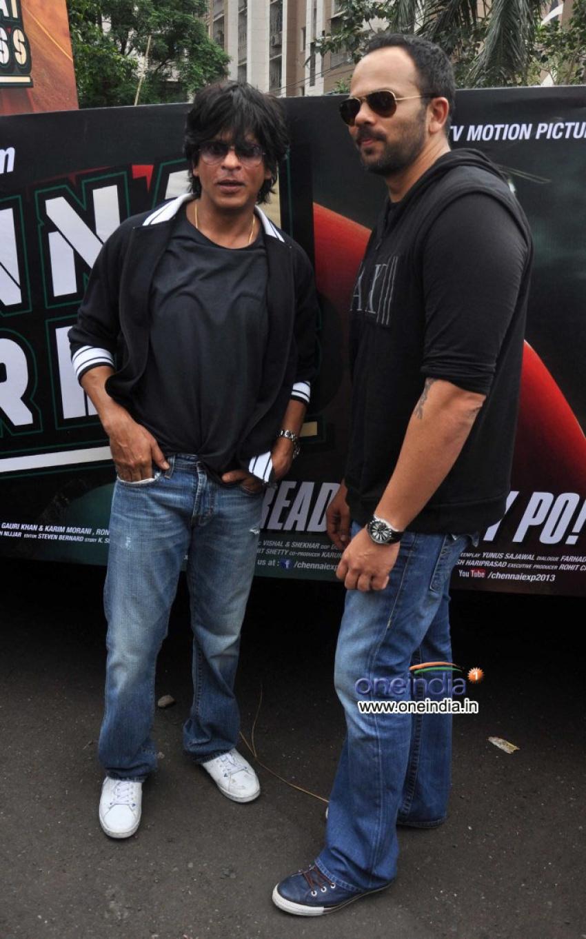 Shahrukh Khan celebrates 67th Independence Day Photos