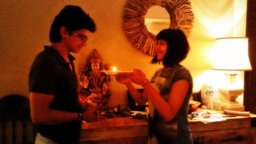 Bollywood celebs celebrate Raksha Bandhan 2013 Photos