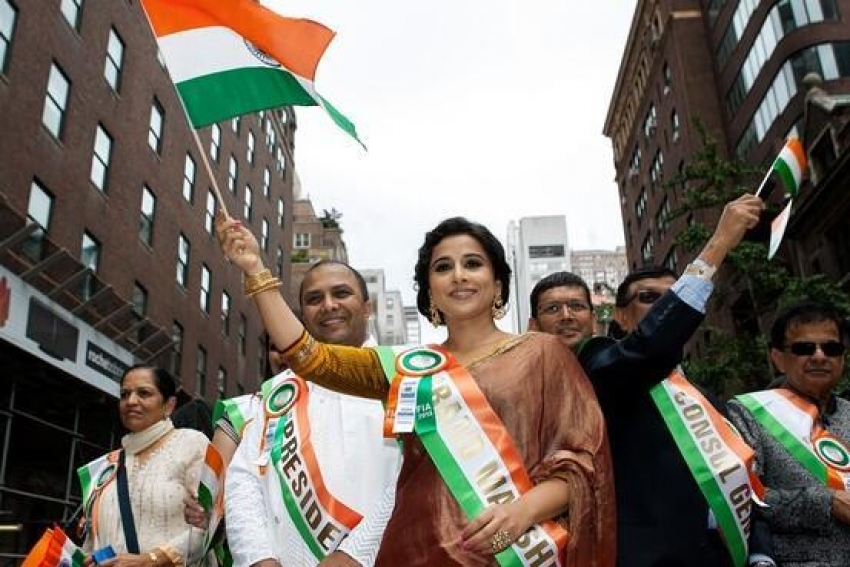Largest India Day Parade in US Photos