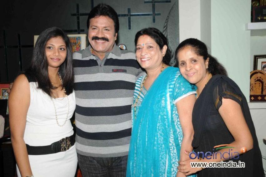 BC Patil Home Production Film Press Meet Photos