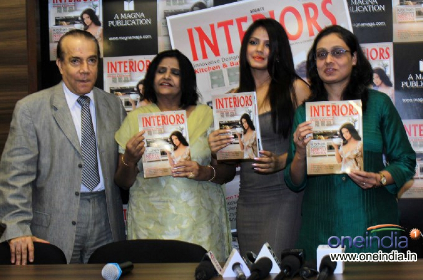 Society Interiors magazine September 2013 issue cover launch Photos