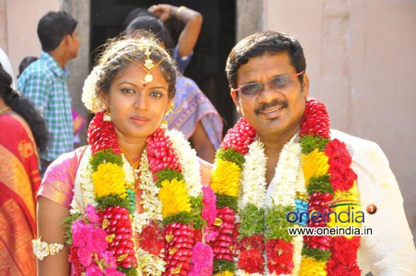 Director Kathir Wedding Photos
