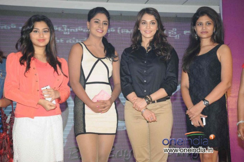 Looti Film Press Meet Photos