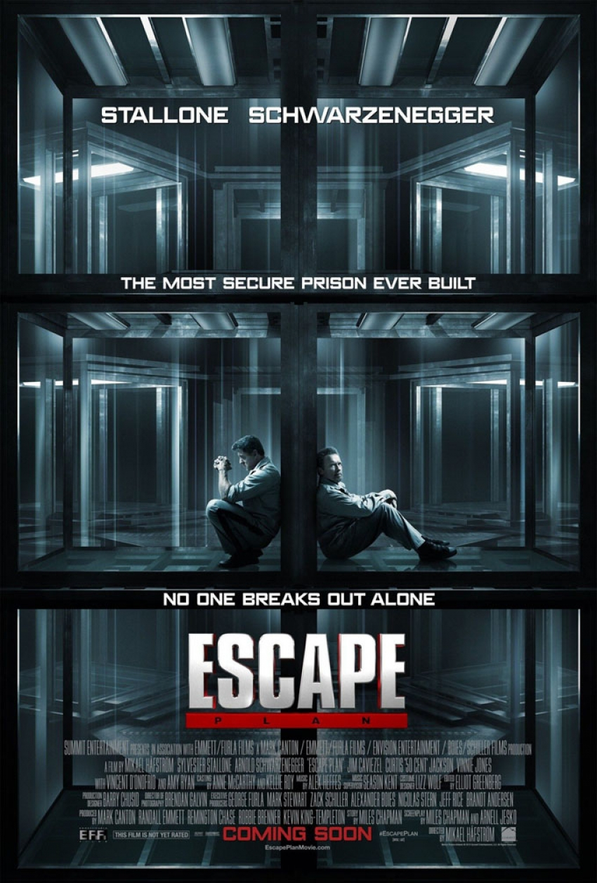 Escape Plan Photos