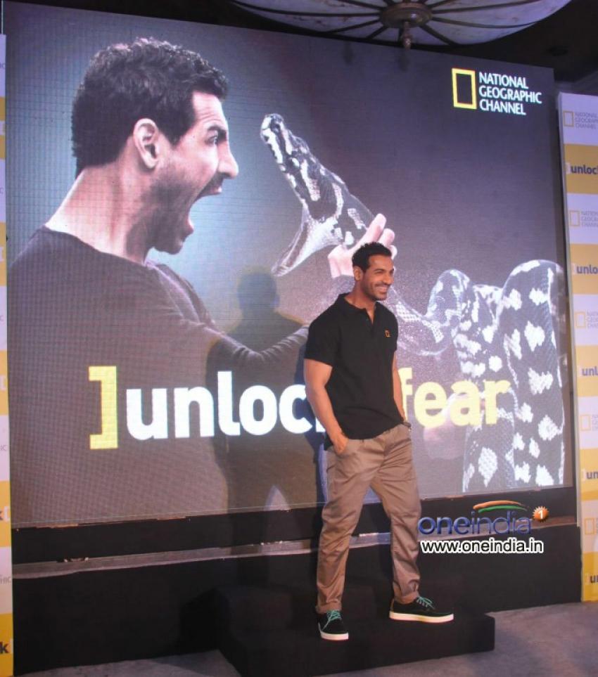 NGC and John Abraham unveil the Unlock campaign Photos