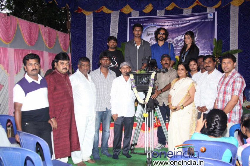 Pournami Kannada Film Muhurat Photos