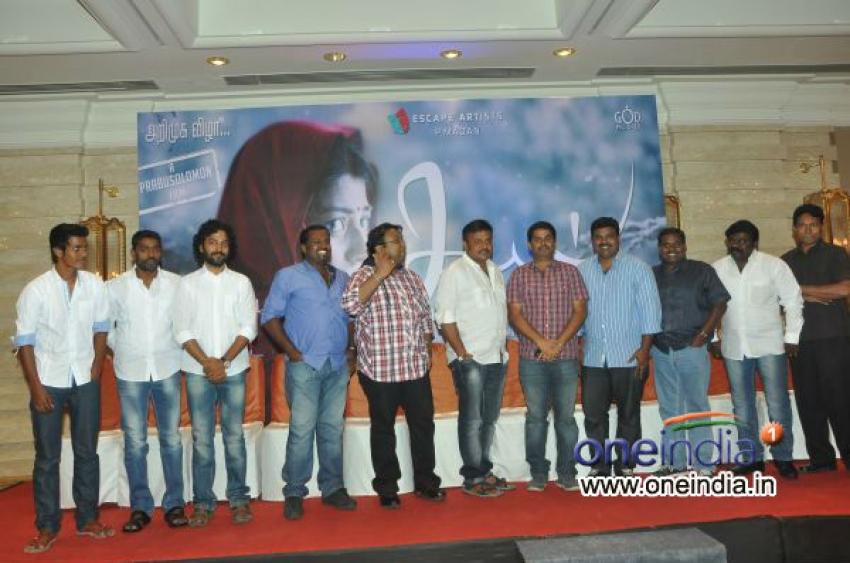 Kayal Movie Press Meet Photos