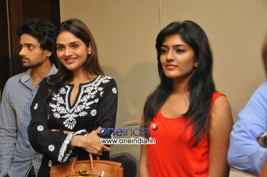 Anthaku Mundu Aa Taruvatha Success Meet Photos