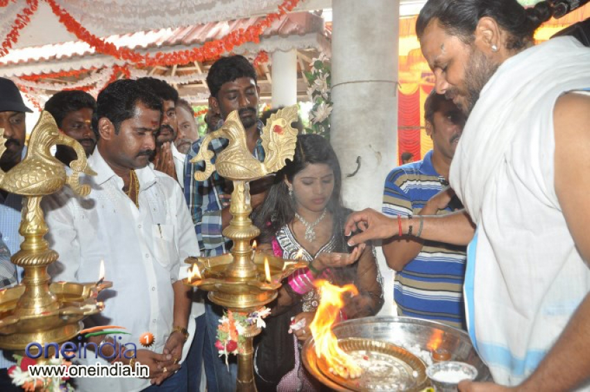 Malai Vaenthan Movie Launch Photos