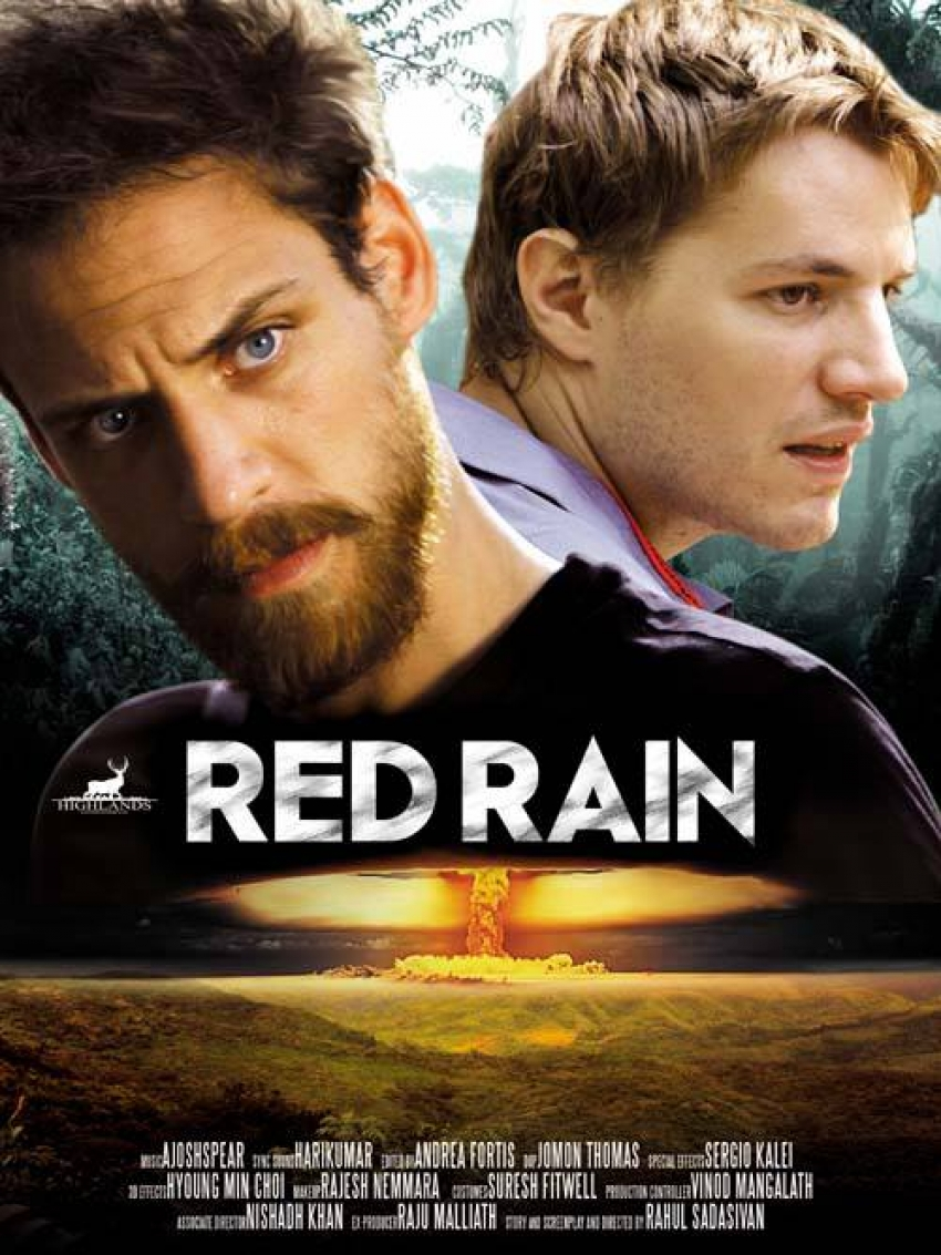Red Rain Photos