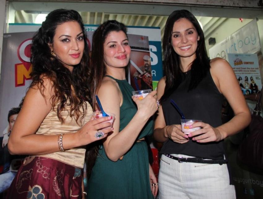 Grand Masti Flavour Launch At Yoghurtbay Photos