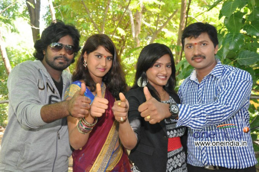 devudu deyyam manishi movie launch