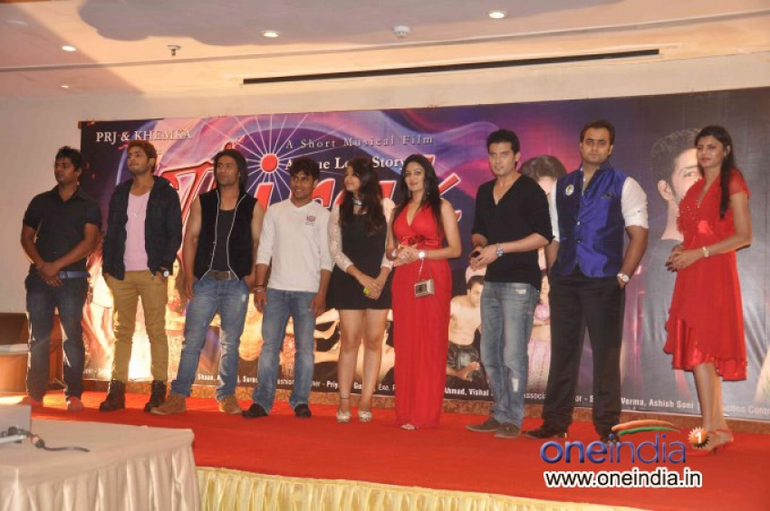 Music launch of film Thirak Photos