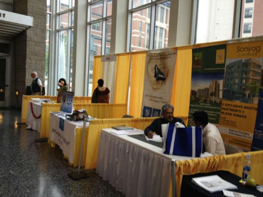 Navika 2nd World Kannada Conference, Boston, USA Photos