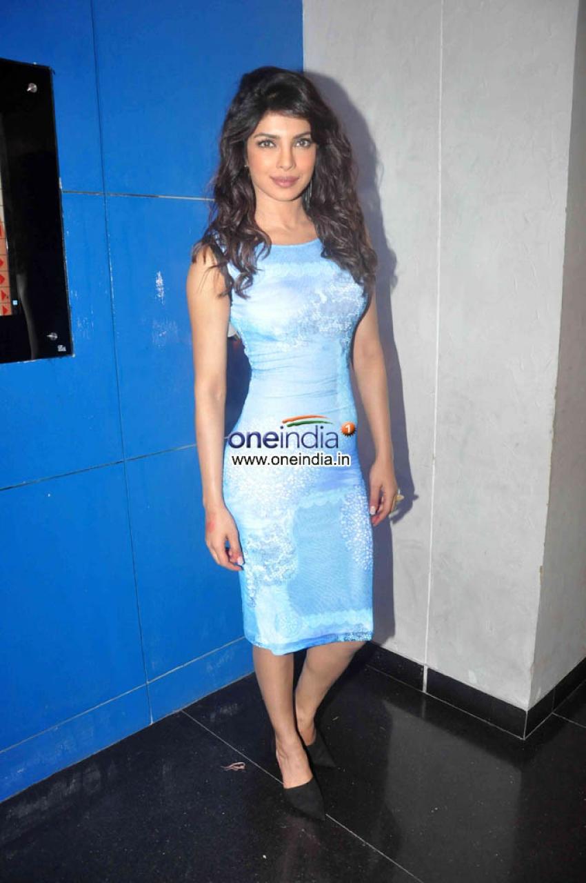 Priyanka Chopra and Ramcharan Teja Promotes Zanjeer on the sets of Indian Idol Juniors Photos