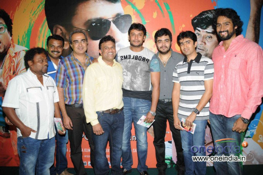 Chaddi Dosth Film Press Meet Photos