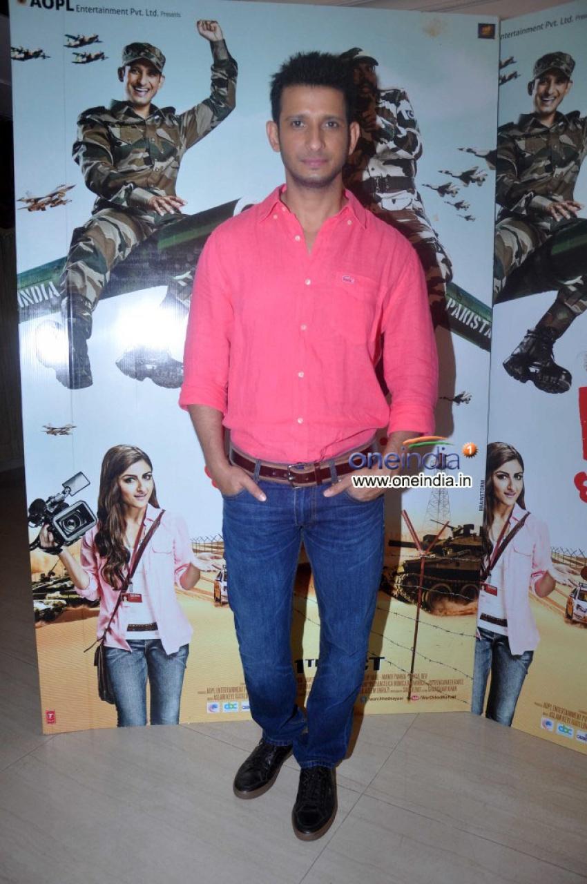 War Chhod Na Yaar film press conference Photos