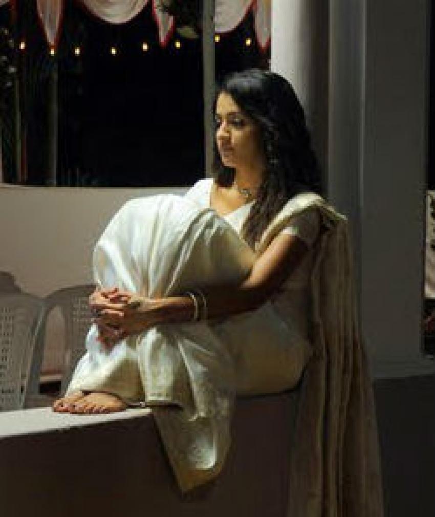 Beauties in Kerala Sarees Photos