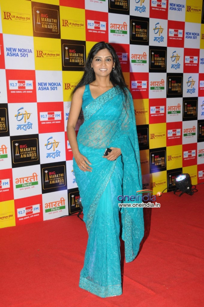 BIG Marathi Entertainment Awards 2013 Photos