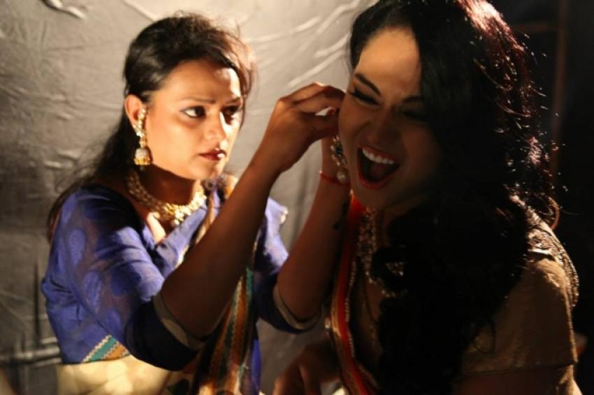 Veena Malik walks the ramp for PC Jewellers Photos