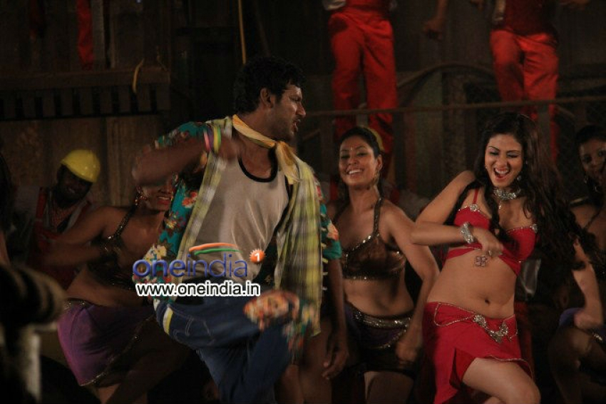 Madha Gaja Raja Photos