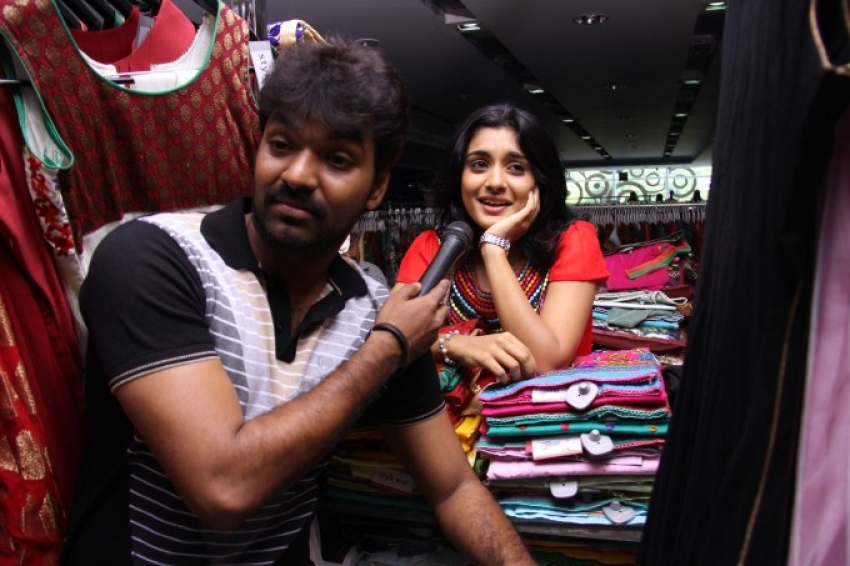 Naveena Saraswathi Sabatham Photos