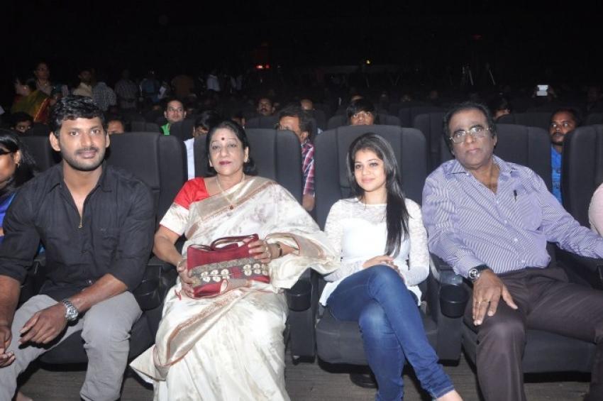 Pandiya Nadu Audio Launch Photos