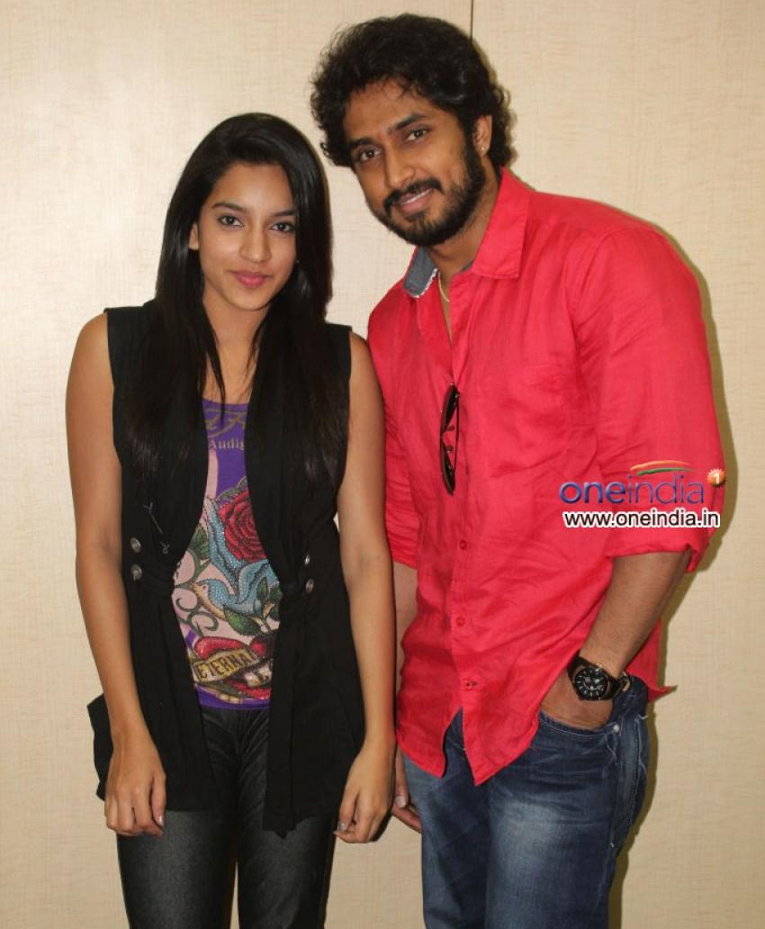 Kannada movie Huchudugaru team in Oneindia Photos