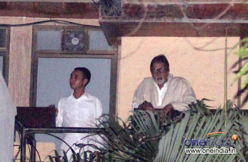 Bachchan's celebrate Karva Chauth Photos